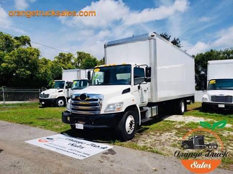 2013 Hino 338 for sale in Orlando, FL