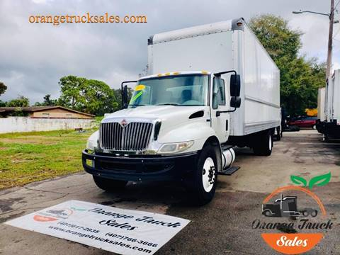 2014 International 4300 for sale at Orange Truck Sales in Orlando FL