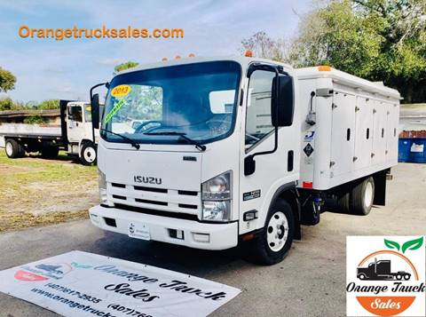 2013 Isuzu NPR for sale at Orange Truck Sales in Orlando FL
