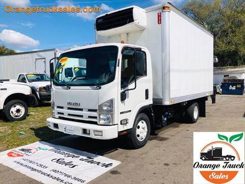 2011 Isuzu NPR for sale at Orange Truck Sales in Orlando FL