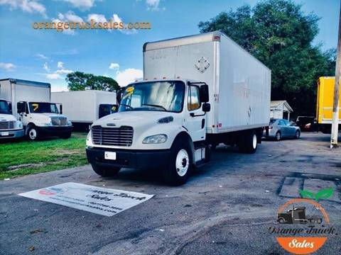2011 Freightliner Business class M2 for sale at Orange Truck Sales in Orlando FL
