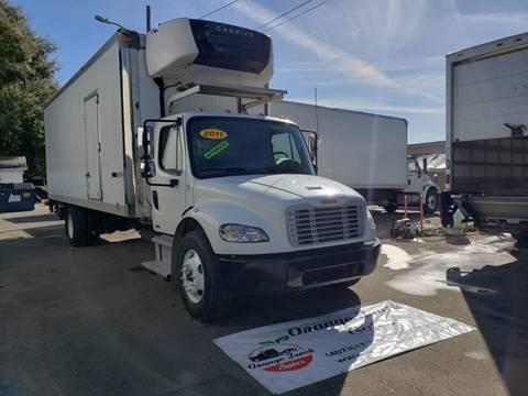 2011 Freightliner M2 106 for sale at Orange Truck Sales in Orlando FL