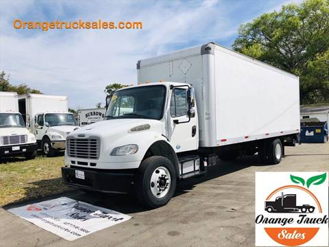 2015 Freightliner M2 106 for sale at Orange Truck Sales in Orlando FL