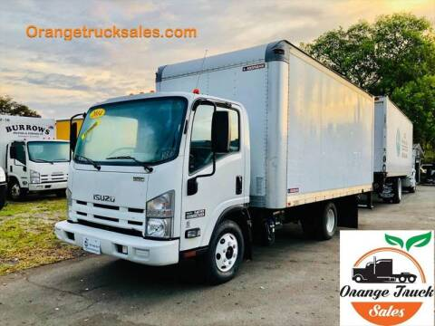 2014 Isuzu NPR for sale at Orange Truck Sales in Orlando FL