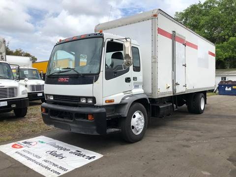 2006 GMC T7500 for sale at Orange Truck Sales in Orlando FL