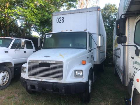 1999 Freightliner FL60 for sale at Orange Truck Sales in Orlando FL