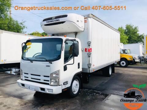 2013 Isuzu NQR for sale at Orange Truck Sales in Orlando FL
