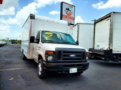 2014 Ford E-Series Chassis for sale at Orange Truck Sales in Orlando FL
