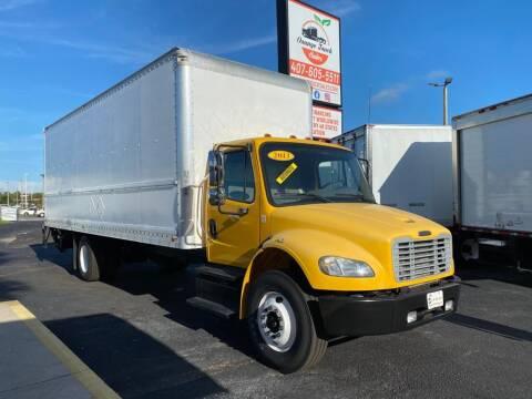 2013 Freightliner M2 106 for sale at Orange Truck Sales in Orlando FL