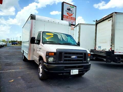 2014 Ford E-350 for sale at Orange Truck Sales in Orlando FL