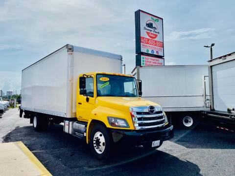 2015 Hino 268A for sale at Orange Truck Sales in Orlando FL