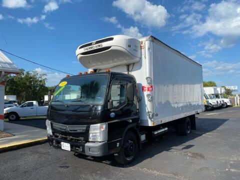 2015 Mitsubishi Fuso FEC92S for sale at Orange Truck Sales in Orlando FL