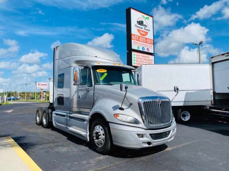 2013 International ProStar+ for sale at Orange Truck Sales in Orlando FL