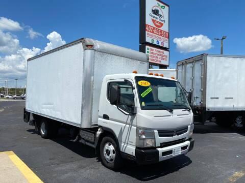 2015 Mitsubishi Fuso FEC52S for sale at Orange Truck Sales in Orlando FL