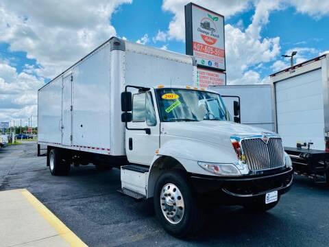 2017 International 4300 for sale at Orange Truck Sales in Orlando FL