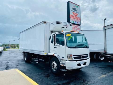 2010 Mitsubishi Fuso FM65F for sale at Orange Truck Sales in Orlando FL
