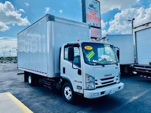 2017 Isuzu NPR-HD for sale at Orange Truck Sales in Orlando FL