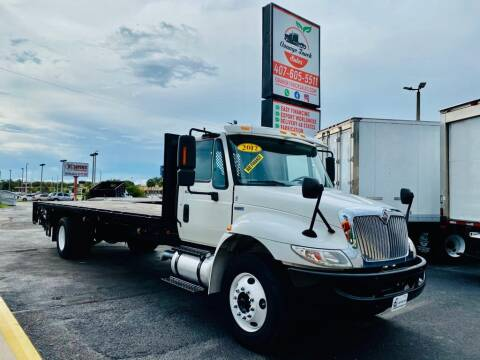 2012 International DuraStar 4300 for sale at Orange Truck Sales in Orlando FL
