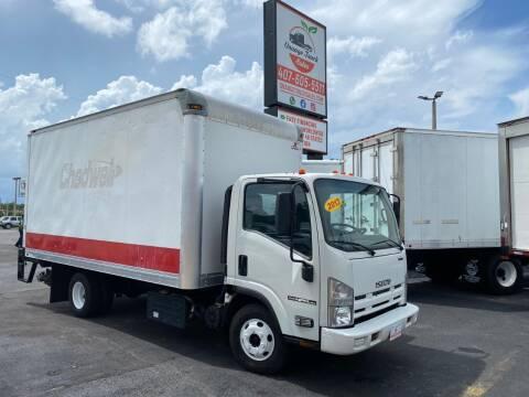 2013 Isuzu NPR for sale at Orange Truck Sales in Orlando FL