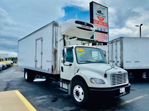 2014 Freightliner M2 106 for sale at Orange Truck Sales in Orlando FL