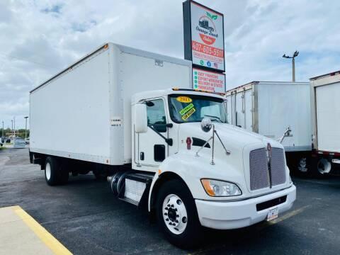 2013 Kenworth T270 for sale at Orange Truck Sales in Orlando FL