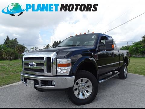 Ford West Palm Beach >> 2008 Ford F 350 Super Duty For Sale In West Palm Beach Fl