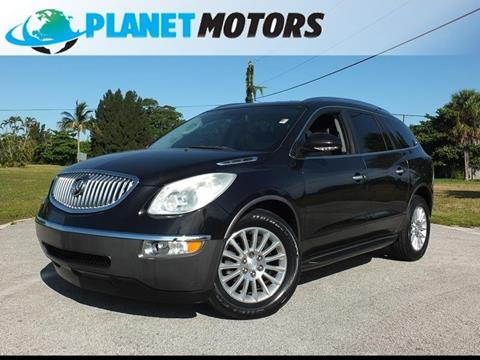 2011 Buick Enclave for sale in West Palm Beach, FL