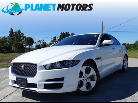 2017 Jaguar XE for sale in West Palm Beach, FL