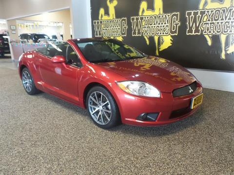 2012 Mitsubishi Eclipse Spyder for sale in Rock Springs, WY