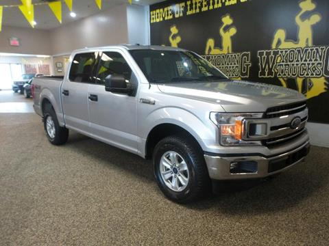 2018 Ford F-150 for sale in Rock Springs, WY
