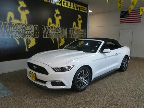 2016 Ford Mustang for sale in Rock Springs, WY