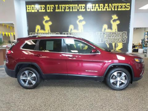 2019 Jeep Cherokee for sale in Rock Springs, WY