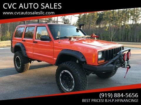 1997 Jeep Cherokee for sale in Durham, NC