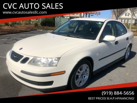 2005 Saab 9-3 for sale in Durham, NC