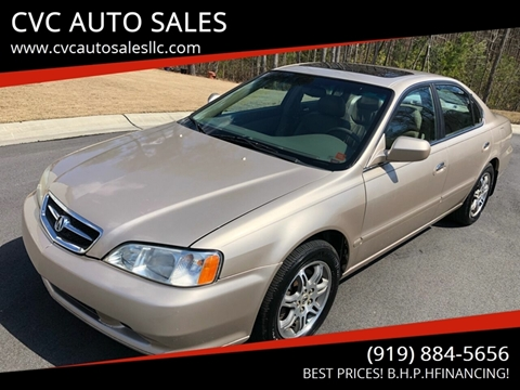 2000 Acura TL for sale in Durham, NC