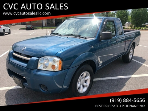 2004 Nissan Frontier for sale in Durham, NC