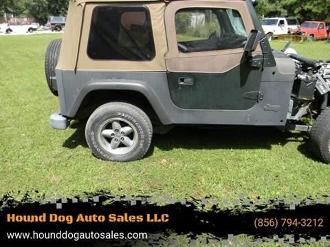 1997 Jeep Wrangler Tub for sale in Vineland, NJ