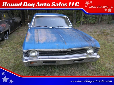 1968 Chevrolet Nova for sale in Vineland, NJ