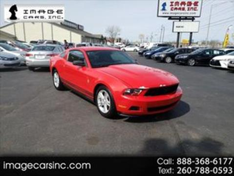 2010 Ford Mustang for sale in Fort Wayne, IN