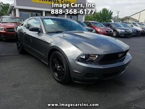 2010 Ford Mustang For Sale >> 2010 Ford Mustang For Sale In Fort Wayne In