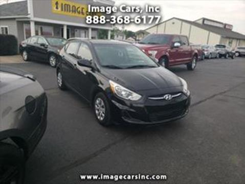 2017 Hyundai Accent for sale in Fort Wayne, IN