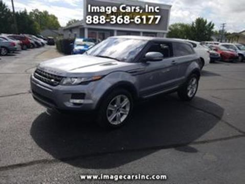 2013 Land Rover Range Rover Evoque Coupe for sale in Fort Wayne, IN