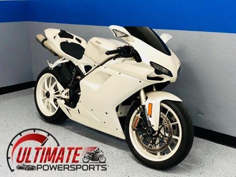 2009 Ducati 1198 for sale in Tempe, AZ