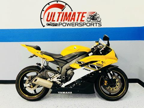 2006 Yamaha YZF-R6 for sale in Tempe, AZ
