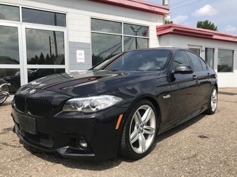 2014 BMW 5 Series for sale in Somerset, WI