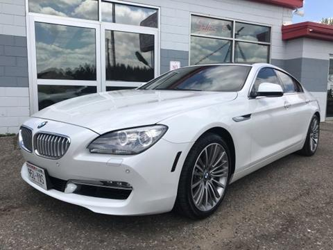 2015 BMW 6 Series for sale in Somerset, WI