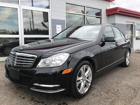 2012 Mercedes-Benz C-Class for sale in Somerset, WI