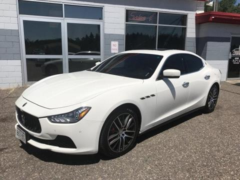 2014 Maserati Ghibli for sale in Somerset, WI
