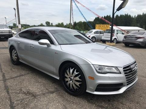 2013 Audi A7 for sale in Somerset, WI