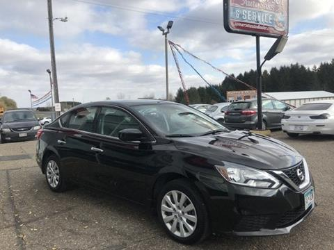 2017 Nissan Sentra for sale in Somerset, WI
